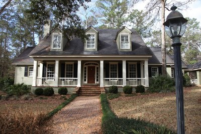 Thomasville Single Family Home For Sale: 55 Windingwood Ln