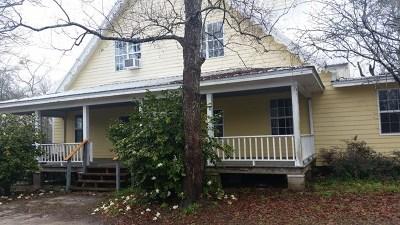 Ochlocknee Single Family Home For Sale: 2013 Longstreet