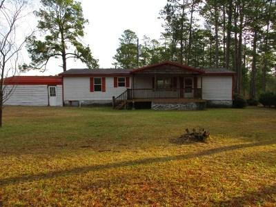 Ochlocknee Single Family Home For Sale: 240 Lockerman Rd.