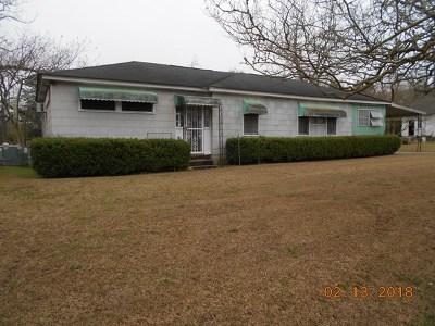 Pelham Single Family Home For Sale: 300 NE Railroad St