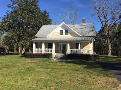 Cairo Single Family Home For Sale: 1589 Old Thomasville Rd