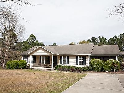 Boston Single Family Home For Sale: 375 W Old Hwy 84