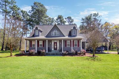 Pelham Single Family Home For Sale: 5490 State Highway 93