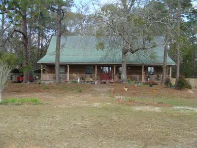 Pelham Single Family Home For Sale: 1538 Stage Coach Road
