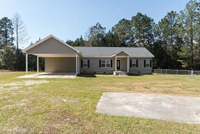 Ochlocknee Single Family Home For Sale: 107 Mossy Creek Way