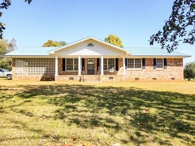 Cairo Single Family Home For Sale: 1655 Pine Park Rd.