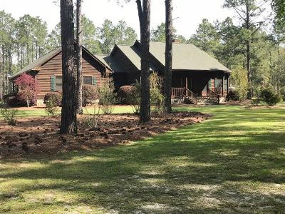 Ochlocknee Single Family Home For Sale: 3345 Rupp Road