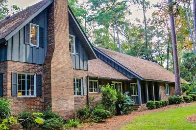 Thomasville Single Family Home For Sale: 212 Euclid Drive (Home/Apartment)