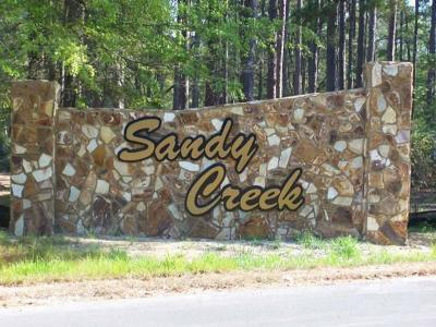 Residential Lots & Land For Sale: Lot #6 Sandy Creek Lane