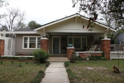 Moultrie Single Family Home For Sale: 1119 1st St SE