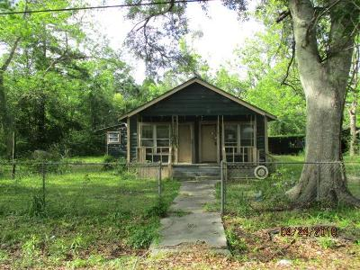 Pavo Single Family Home For Sale: 3041 Pear St