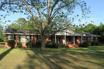 Pelham Single Family Home For Sale: 682 W Railroad St