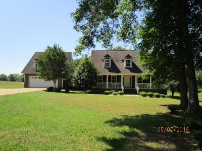 Cairo Single Family Home For Sale: 866 Lewis Rd