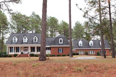 Thomasville Single Family Home For Sale: 111 Fox Ridge Lane