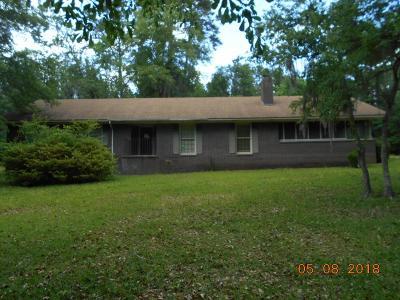 Pelham Single Family Home For Sale: 4220 Ga Highway 65