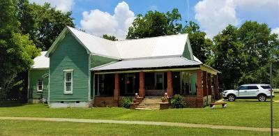 Moultrie Single Family Home For Sale: 406 West Braod