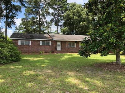 Coolidge Single Family Home For Sale: 4260 Enon Rd