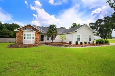 Cairo Single Family Home For Sale: 351 Virginia Circle