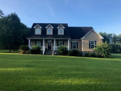 Ochlocknee Single Family Home For Sale: 4858 Ga Hwy 188