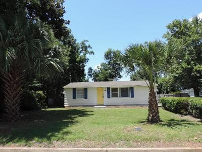 Thomasville GA Single Family Home For Sale: $69,900