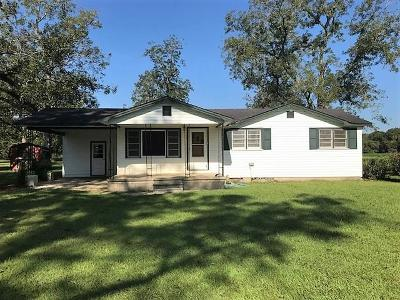 Pavo Single Family Home For Sale: 1137 Walden Road