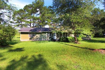 Boston Single Family Home For Sale: 1671 Watkins Road