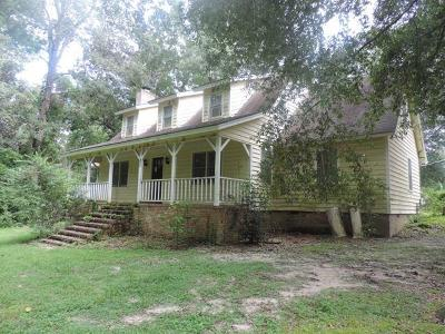 Thomasville GA Single Family Home For Sale: $179,900