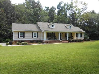 Cairo Single Family Home For Sale: 1217 Pine Park Rd