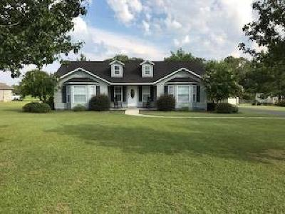 Pavo Single Family Home For Sale: 13512 Ga Hwy. 122