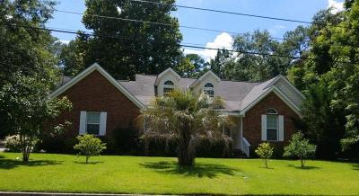 Thomasville GA Single Family Home For Sale: $139,900