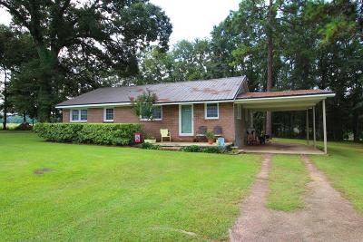 Pelham Single Family Home For Sale: 3136 SE Harmony Rd