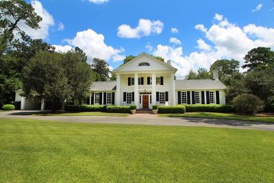 Thomasville Single Family Home For Sale: 1121 Gordon Avenue