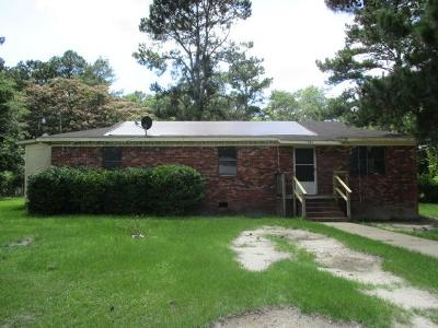 Pelham Single Family Home For Sale: 661 NW Lee Williams Dr