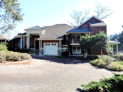 Thomasville GA Single Family Home For Sale: $849,000