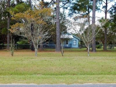 Pavo Single Family Home For Sale: 12903 Salem Rd