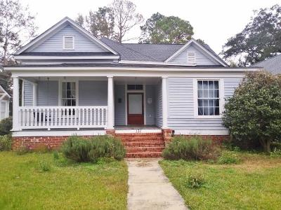 Thomasville GA Single Family Home For Sale: $229,900