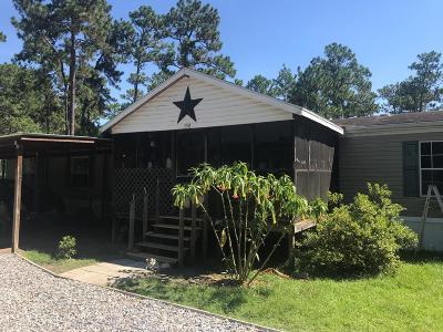 Ochlocknee Single Family Home For Sale: 158 Lockerman