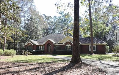 Single Family Home For Sale: 39 Gatlin Bluff Rd.