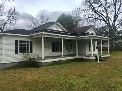 Pavo Single Family Home For Sale: 366 East Harris