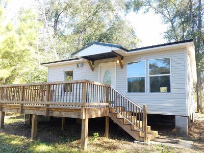 Ochlocknee Single Family Home For Sale: 731-1 Drew Road #Lot 1