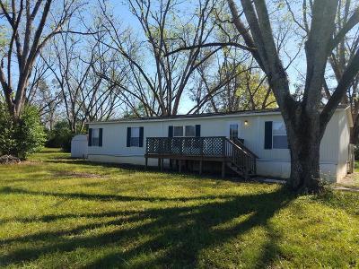 Ochlocknee Single Family Home For Sale: 731- 5a Drew Road #5A