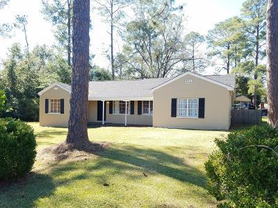 Pavo Single Family Home For Sale: 3060 E McDonald