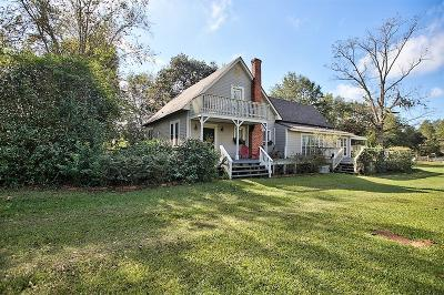 Boston Single Family Home For Sale: 7401 Whitney Camp Rd