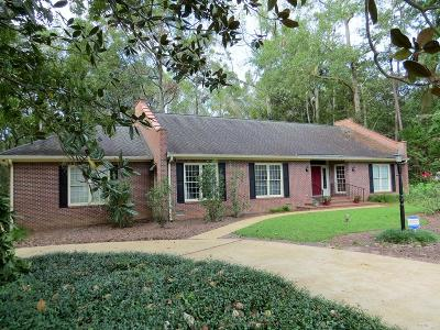 Thomasville GA Single Family Home For Sale: $269,900