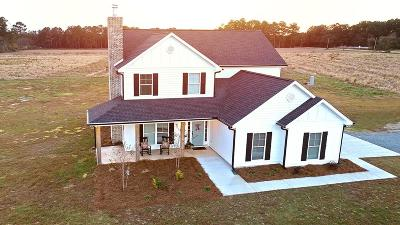 Ochlocknee Single Family Home For Sale: 900 McMillan Road