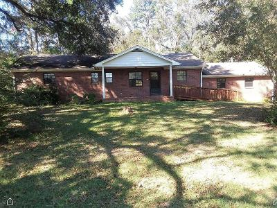 Cairo Single Family Home For Sale: 1258 Midway Rd