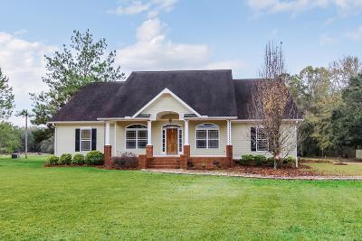Ochlocknee Single Family Home For Sale: 2177 Bold Springs Road