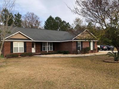 Ochlocknee Single Family Home For Sale: 106 Shauna Dr