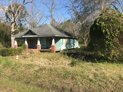 Pelham Single Family Home For Sale: 412 E Railroad St.