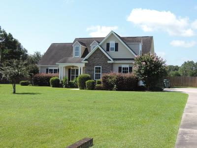 Single Family Home For Sale: 105 Heards Pond